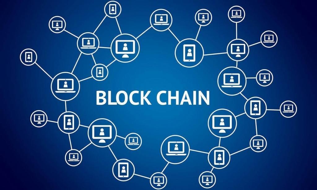 Blockchain em funcionamento