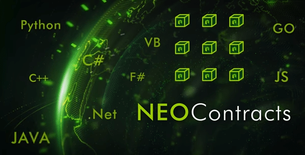 Linguagens para escrever NEOContracts (smart contracts)