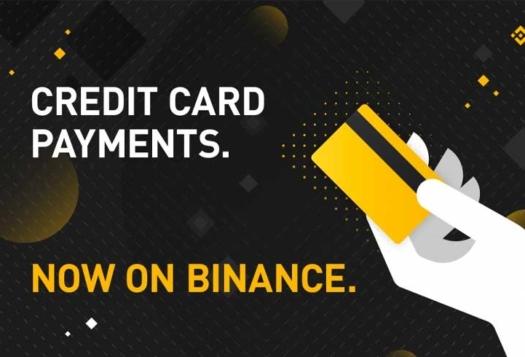Já Pode Comprar Bitcoin na Binance Com Cartão de Crédito