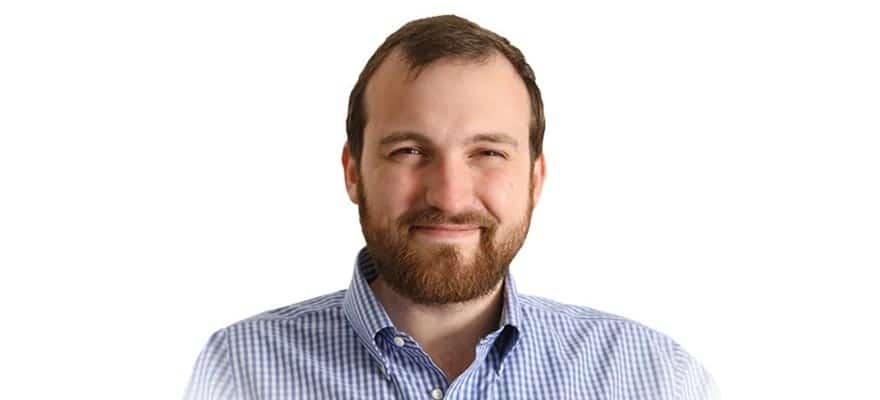 Charles Hoskinson - co-fundador Cardano, ETH, IOHK