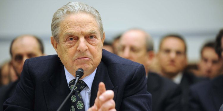 George Soros - Apalancamiento Financiero