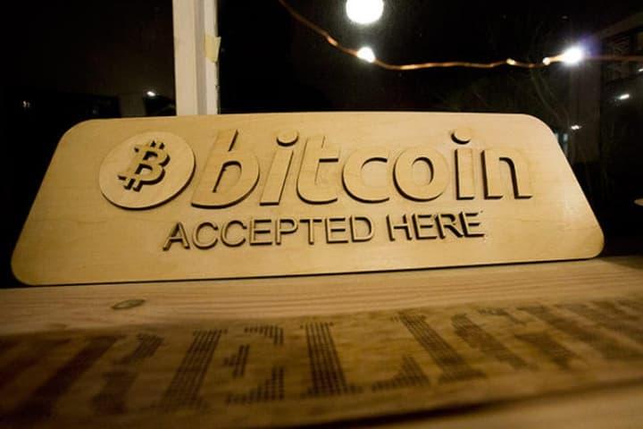 Selo de aceitação de Bitcoins