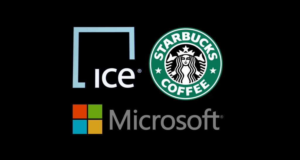 ICE, Starbucks e Microsoft - Fundador e Parceiros da Bakkt