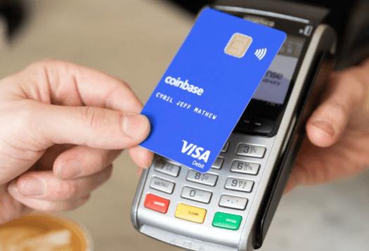 Coinbase Lança Cartão Para Pagar com Criptomoedas