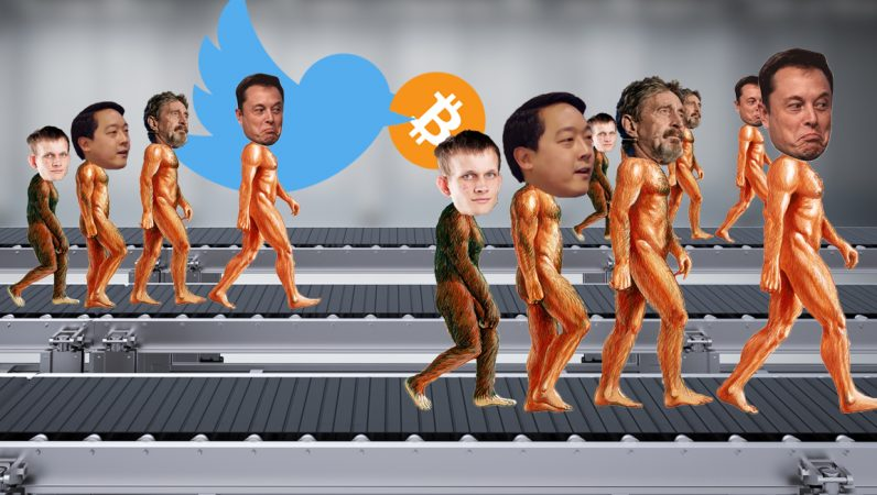 Crypto Twitter FUD