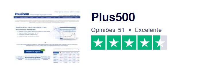 Plus500 Trust Pilot