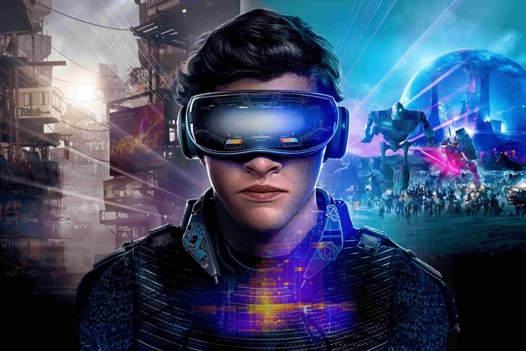 Ready Player One mundos virtuais