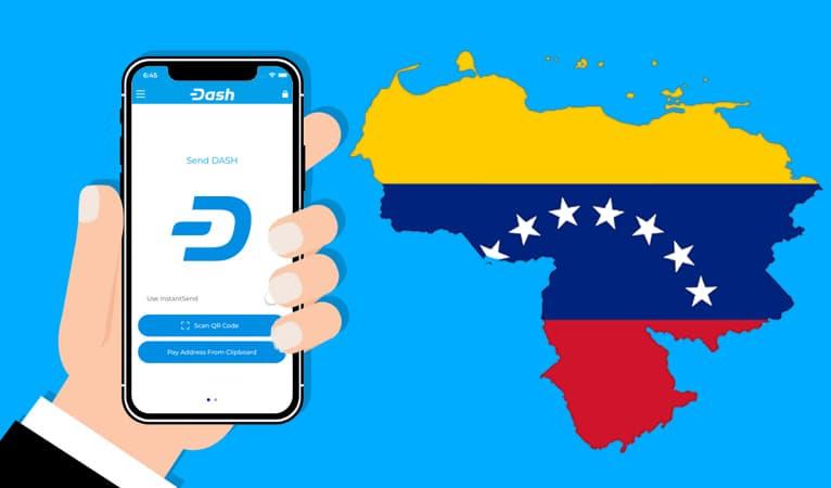 Dash Criptomoeda Venezuela