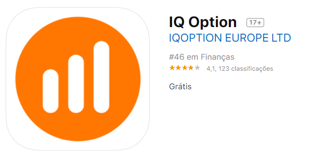 IQOption App Store
