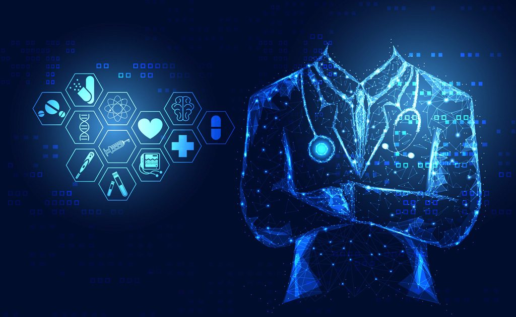 blockchain o que e medicina
