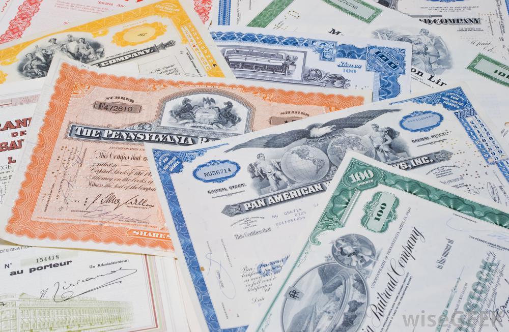 Como investir em ações - papel