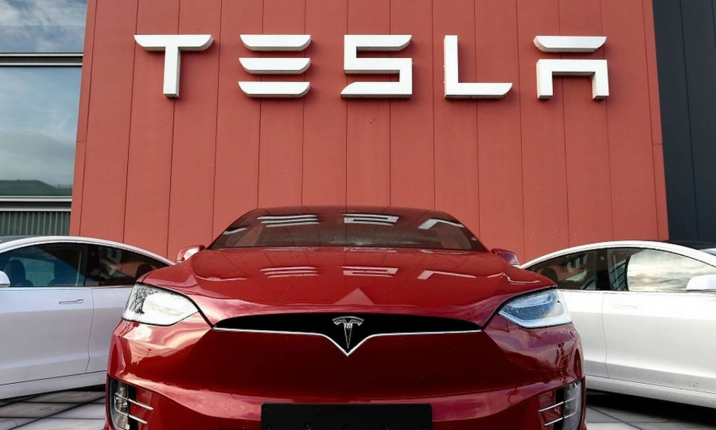 Ações da Tesla