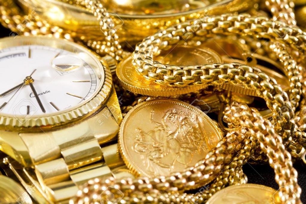 ouro joalheria investir