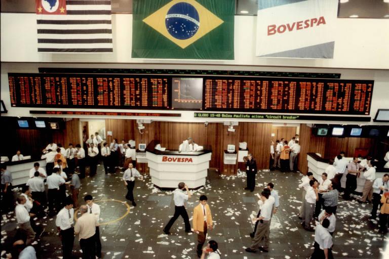 Investir na Bolsa de Valores 1997