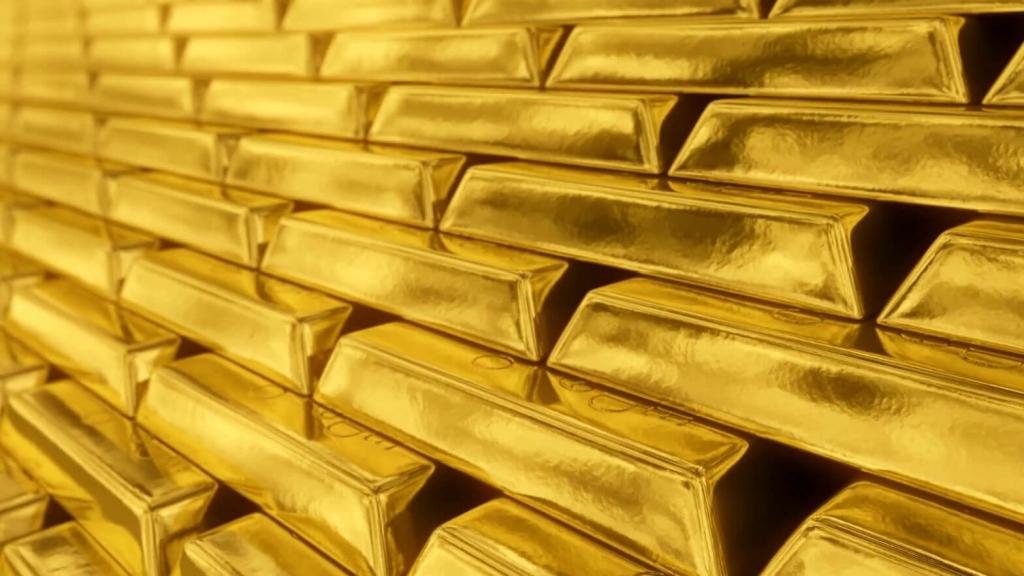 Comprar barra de ouro