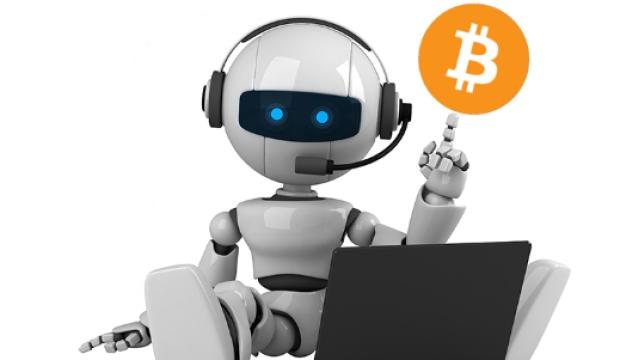 Arbitragem robot robô bot