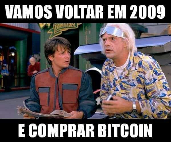 como investir em Bitcoin - meme