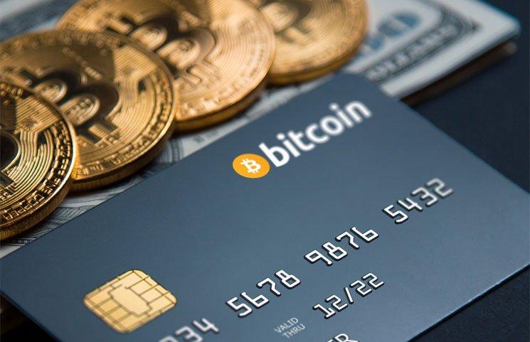 Como investir em Bitcoin - cartão de crédito