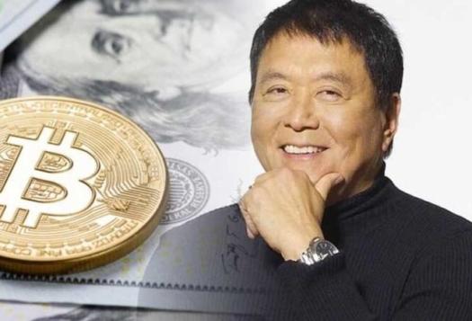 Bitcoin É Dos Melhores Investimentos – Autor de 'Pai Rico, Pai Pobre'