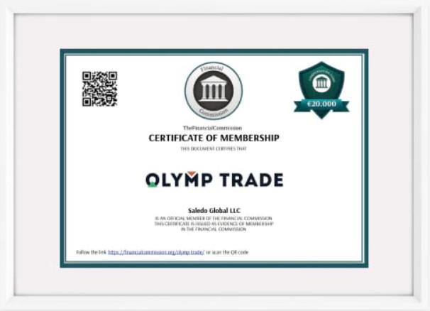 Olymp Trade Confiável