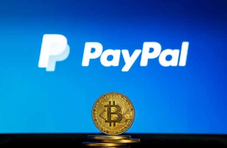 investir em Bitcoin - Paypal
